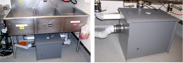 Grease Trap Harry Caswell Plumbing Mechanical and Utility Contractor