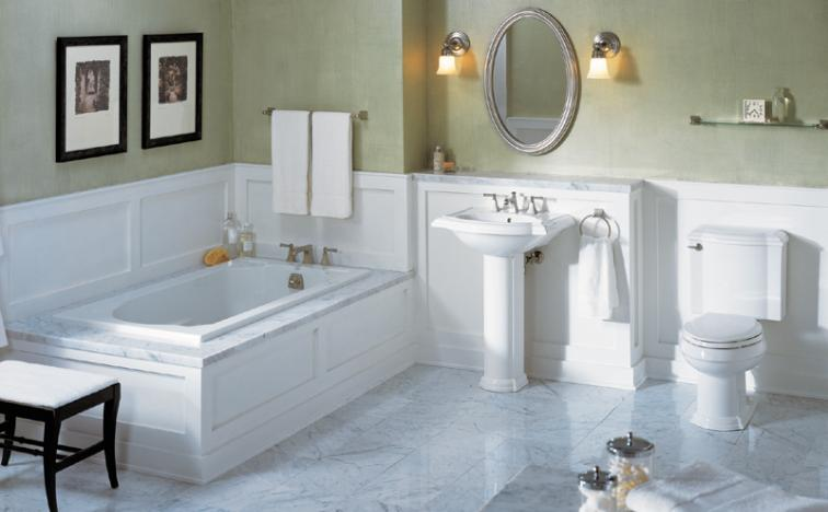 Bathroom Remodeling Harry Caswell Plumbing Mechanical And Utility Contractor